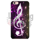 Music Note Phone Case Iphone 6/6S Cases
