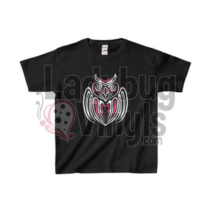 Owl Kids Heavy Cotton™ Tee - LadybugVinyls