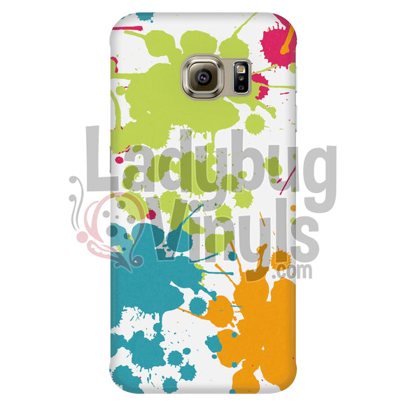 Paint Splatter Phone Case - LadybugVinyls