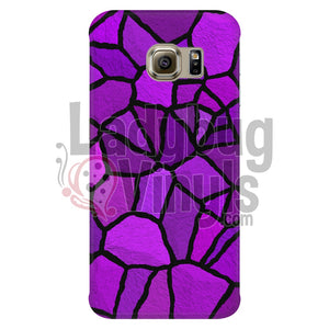 Purple Stone Phone Case Cases