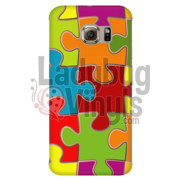 Puzzle Piece Phone Case - LadybugVinyls