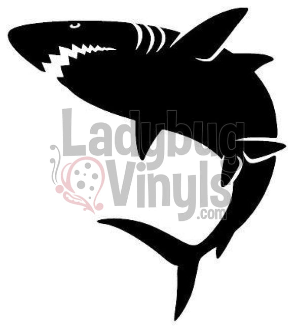 Shark - LadybugVinyls
