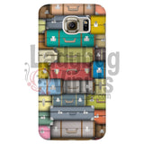 Suitcase Phone Case Galaxy S6 Cases
