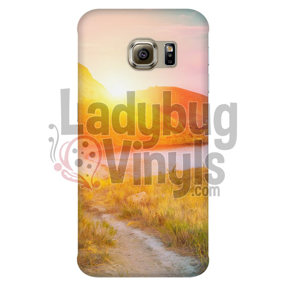 Sunrise Phone Case Galaxy S6 Edge Cases