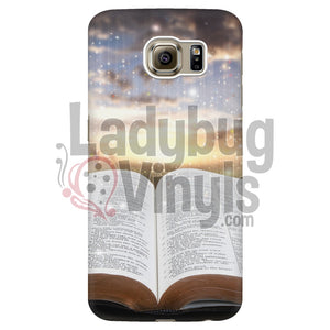 Sunset Bible Phone Case - LadybugVinyls