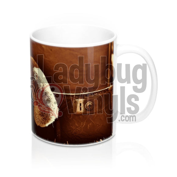 Teddy Bear All Over Print 11Oz Coffee Mug