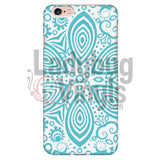 Turquoise Mandala Phone Case Iphone 6 Plus/6S Plus Cases