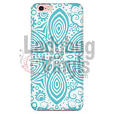 Turquoise Mandala Phone Case Iphone 6/6S Cases