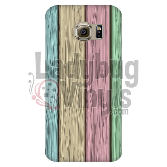 Wood Plank Phone Case - LadybugVinyls