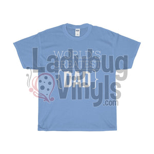 World's Greatest Dad Men's T-Shirt - LadybugVinyls