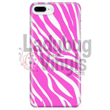 Zebra Print (Pink) Phone Case Iphone 7 Plus/7S Plus Cases