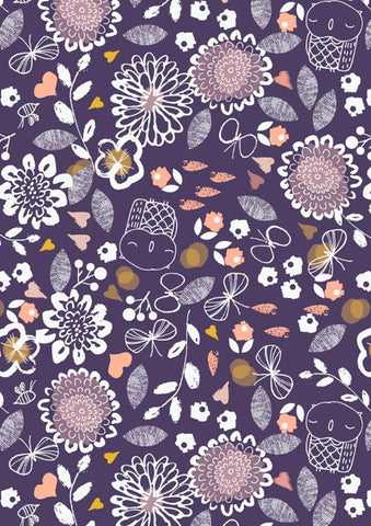 Dashwood Studios Autumn Rain Main in Navy