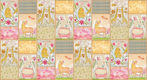 Blend Cori Dantini Hello World Mini Menagerie Panel Design