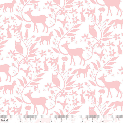 Blend Born Wild Woodland Creatures Pink