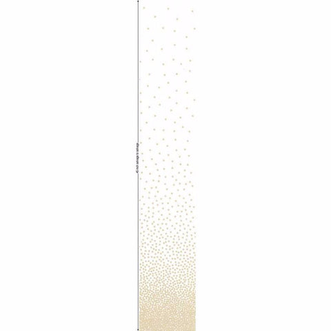 Michael Miller Glitz Celebration Border Print Glimmer