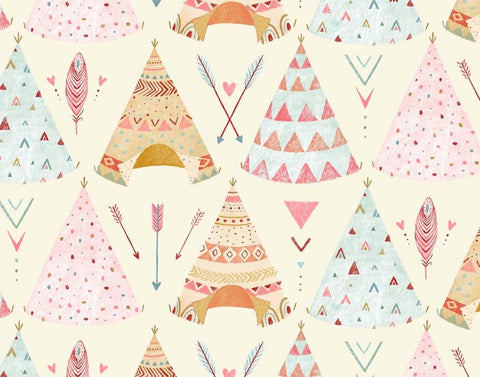 Studio E Dream Catchers Cream Teepee Main