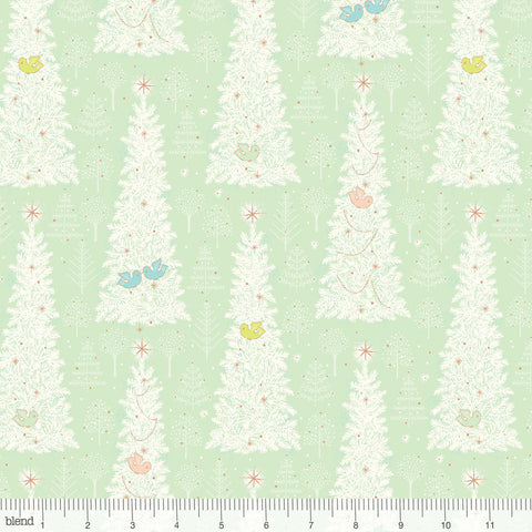 Blend Christmas Dear Winter Flock Mint