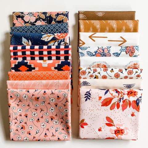 {New Arrival} Art Gallery Homebody Fat Quarter Bundles x 16 Pieces