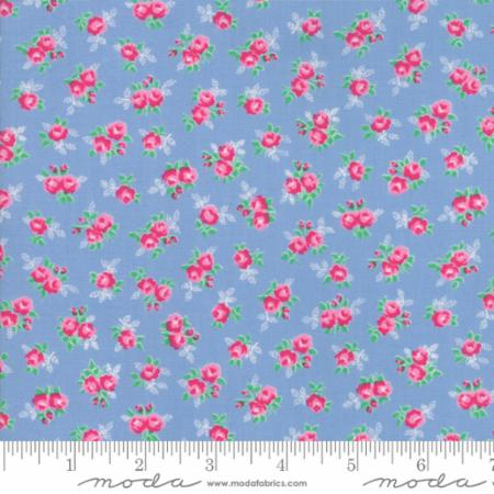 {New Arrival} Moda Guest Room Sweet Floral Blue