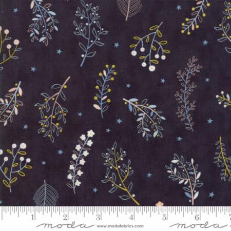 Moda Abi Hall Wild & Free Wild Flowers Midnight