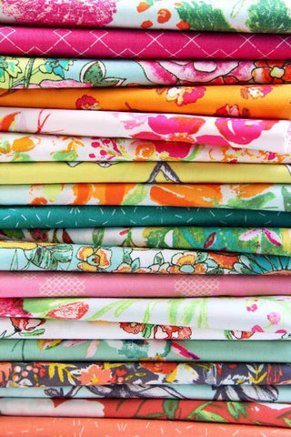 Art Gallery Wild Bloom Fat Quarter Bundles x 20 Pieces