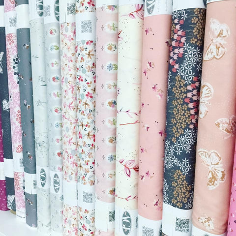 Art Gallery Dollhouse Fat Quarter Bundles x 16 Pieces