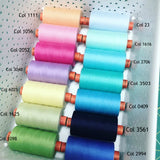 Rasant Thread Lilac 120 Colour 3040