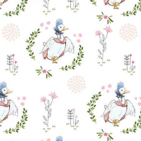 {New Arrival} The Craft Cotton Co Peter Rabbit by Beatrix Potter Jemima Puddleduck