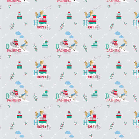 {New Arrival} The Craft Cotton Co Peter Rabbit Christmas Letters Digital