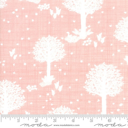 Moda Kate & Birdie Wonder Enchanted Forest Pink