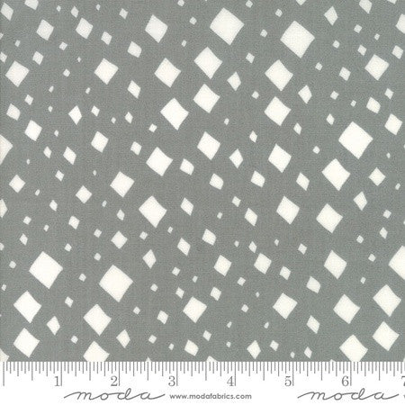 {Remnant 32cm} Moda Savannah Diamonds Pewter