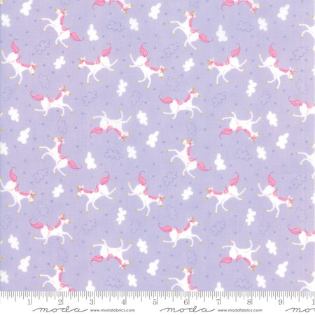 Moda Stacy Iest Hsu Once Upon a Time Mythical Unicorn Lavender
