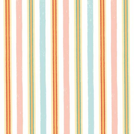 Studio E Ducky Tales Multi Stripe