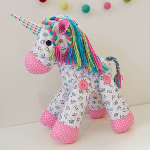 Melly & Me Unity unicorn Pattern