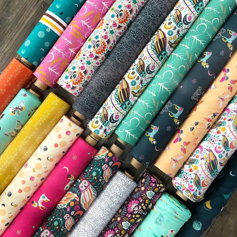 Art Gallery Lugu Fat Quarter Bundles x 16 Pieces