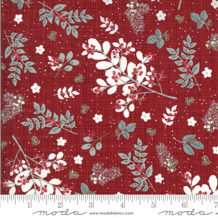 {Pre-Order Sept/Oct} Moda Kate & Bird Juniper Winter Foliage Berry