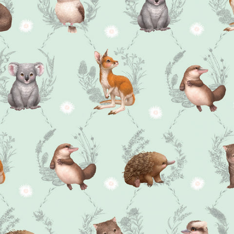 {New Arrival} Devonstone Little Aussie Friends Animals Mint
