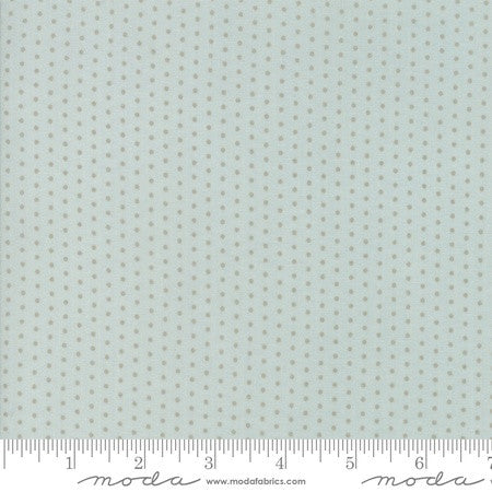 Moda Hushabye Hollow Dots Breeze