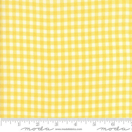 Moda Howdy Stacy Iest Hsu Gingham Yellow