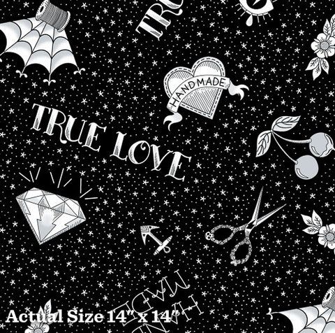 Andover True Love Flash Black