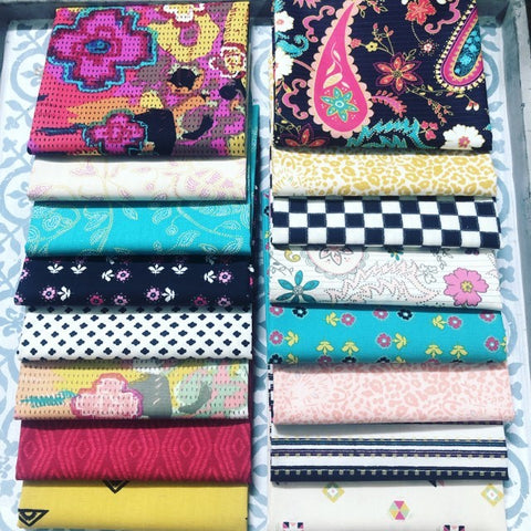 Art Gallery Nuncia Fat Quarter Bundles x 16 Pieces