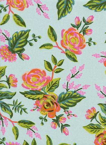 Cotton & Steel RAYON JARDIN DE PARIS Mint