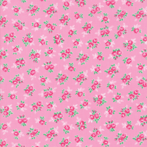 {New Arrival} Moda Guest Room Sweet Floral Pink
