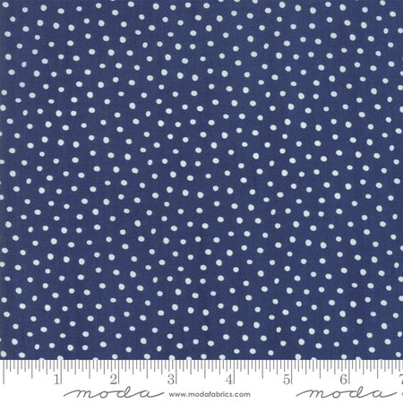 Moda Stacy Iest Hsu Snow Day Snow Dots Night Sky