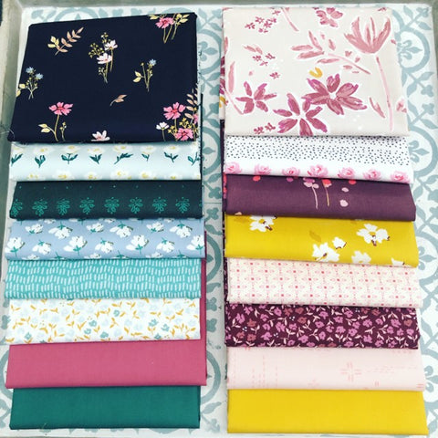 {New Arrival} Art Gallery Mayfair Fat Quarter Bundles x 16 Pieces