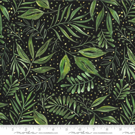 {New Arrival} Moda Moody Bloom Jungle Digital Black