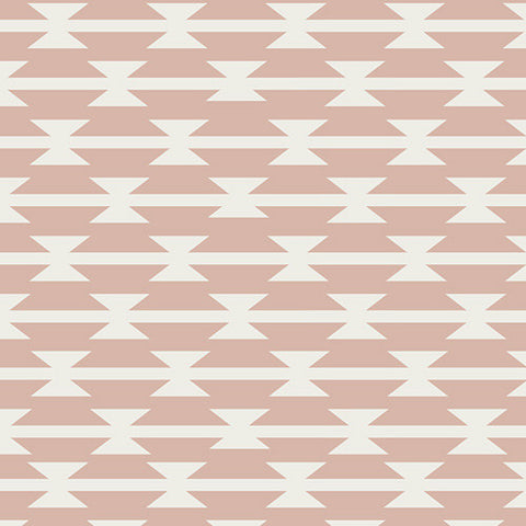 Art Gallery Arizona After KNIT Tomahawk Stripe Blush