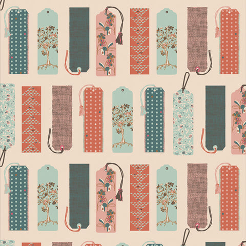{Pre-Order Aug/Sept} Art Gallery Fabrics Bookish Mark My Words