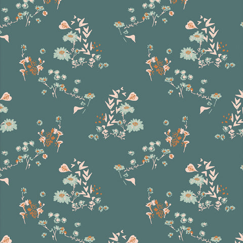 {Pre-Order Aug/Sept} Art Gallery Fabrics Bookish Camomile Bliss Fresh