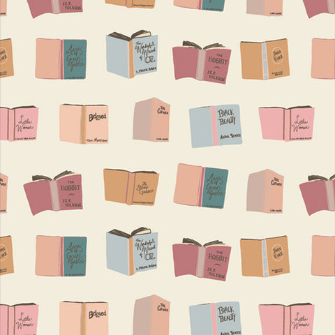 {Pre-Order Aug/Sept} Art Gallery Fabrics Bookish Passport